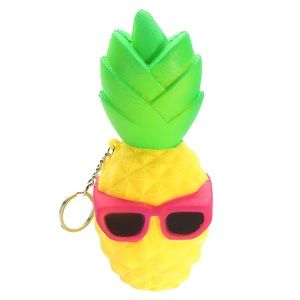 RED Pineapple Low rising squishy ( new)